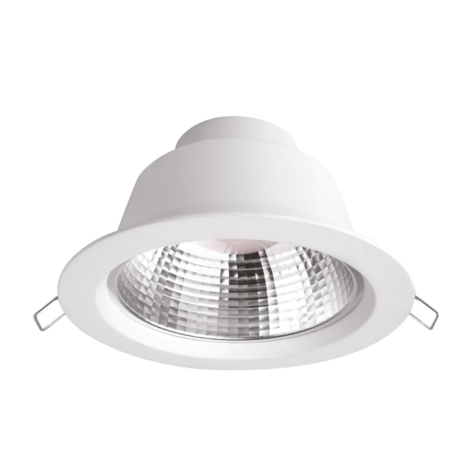 Faretto LED da incasso Siena, 9,5 W, 4.000 K