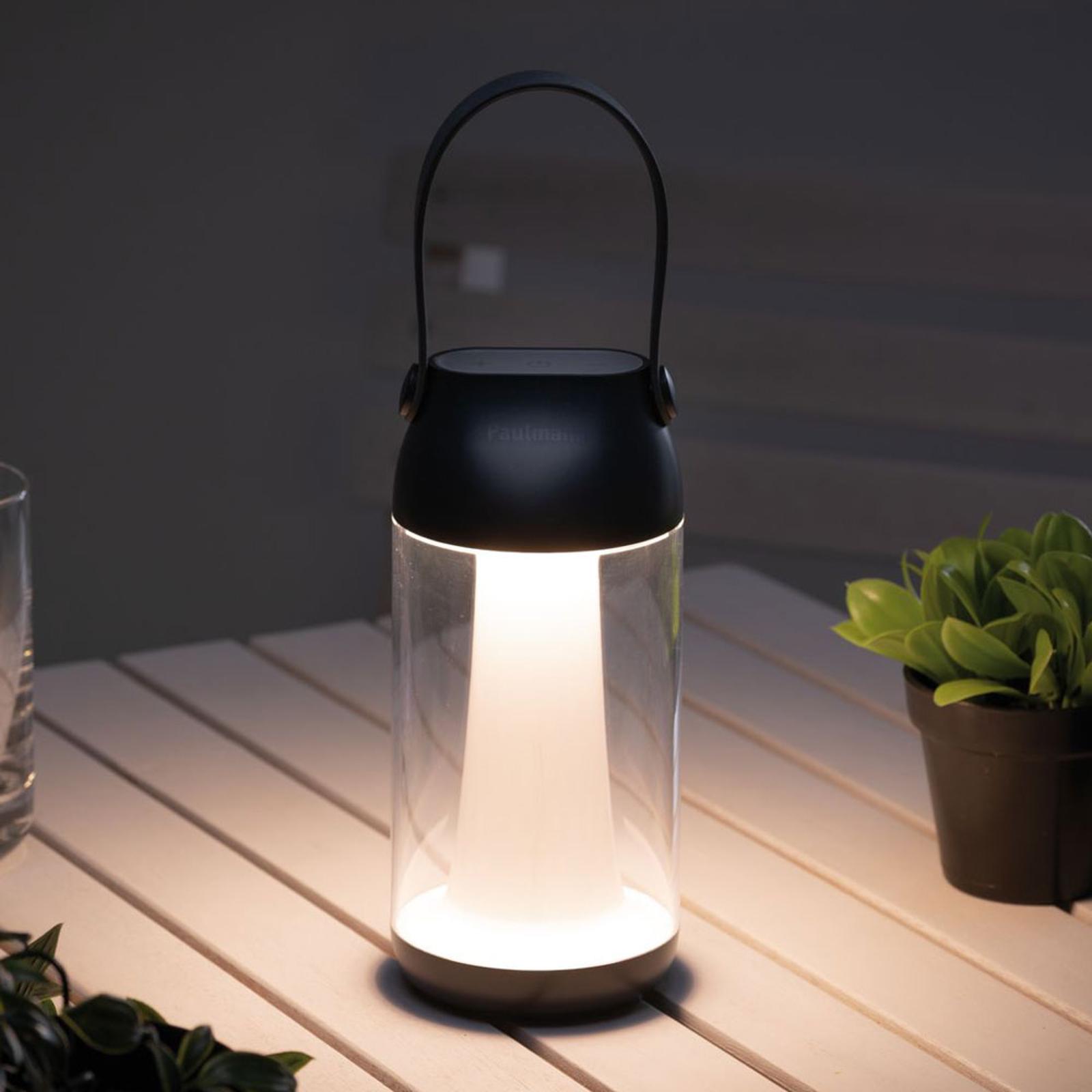 Paulmann LED-Campingleuchte Capulino