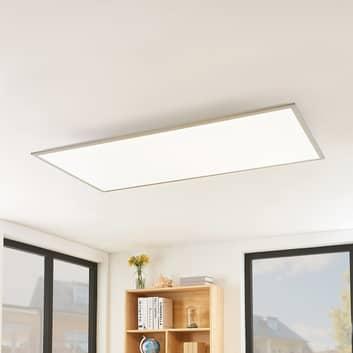 Lindby Stenley panel LED, 4.000 K, 119 cm x 59 cm