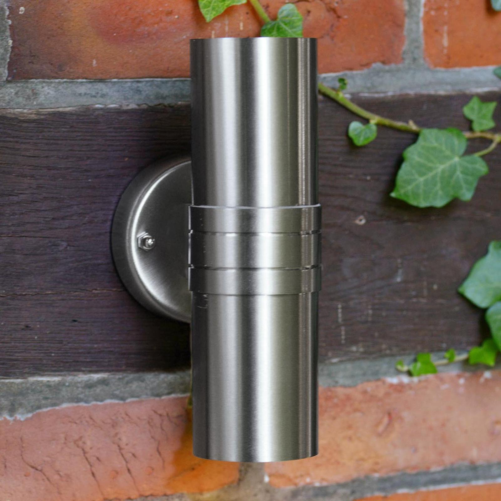 Hanni - værbestandig utendørs LED-vegglampe