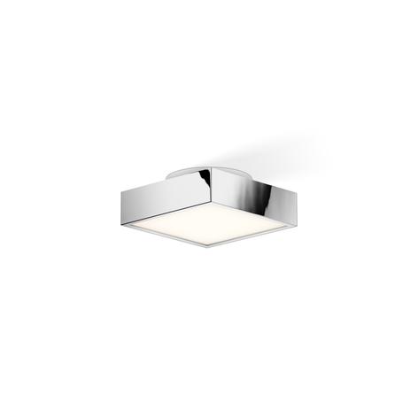 Decor Walther Cut 18 N LED plafondlamp chroom 18cm