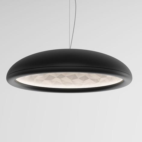 Rotaliana Febo H1 lámpara colgante LED negro mate