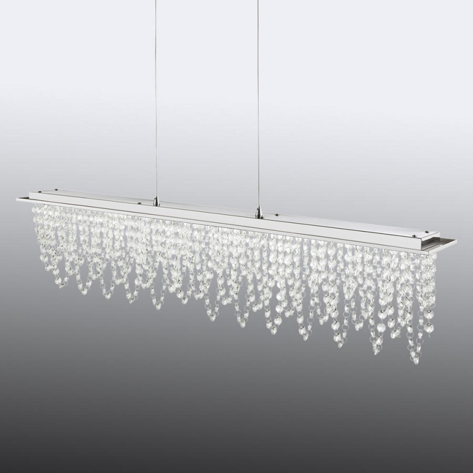 Trzystopniowo regulowana lampa wisząca LED Scala
