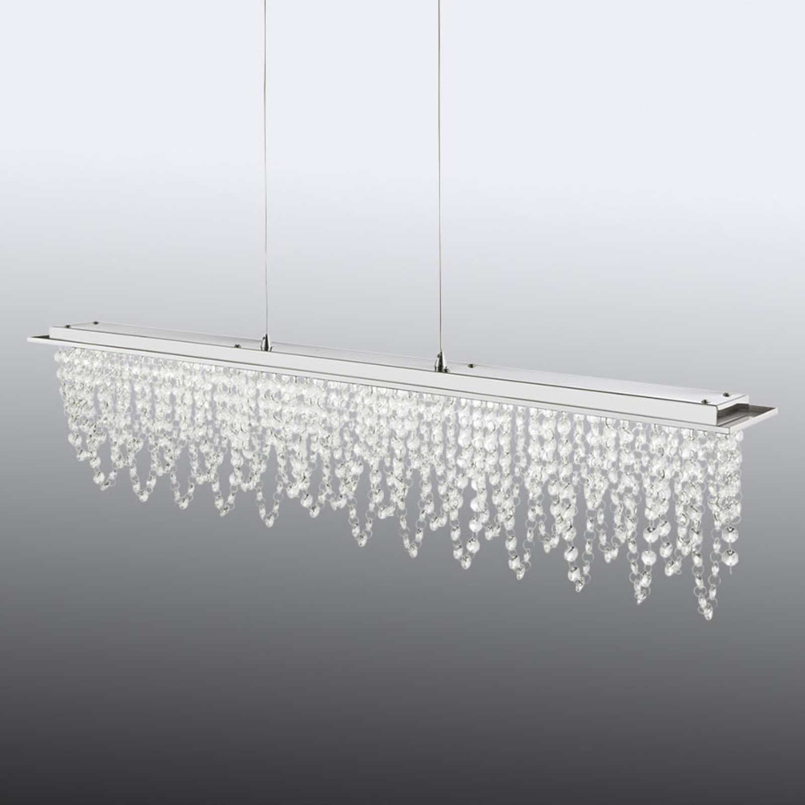 3-traps schakelbare LED hanglamp Scala m. FB