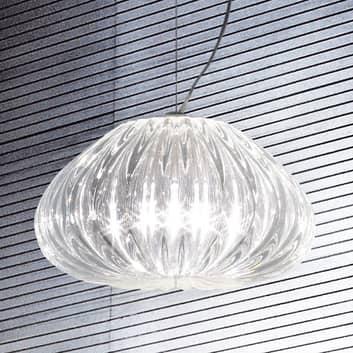 Hängeleuchte Diamante Crystal Ø 30 cm