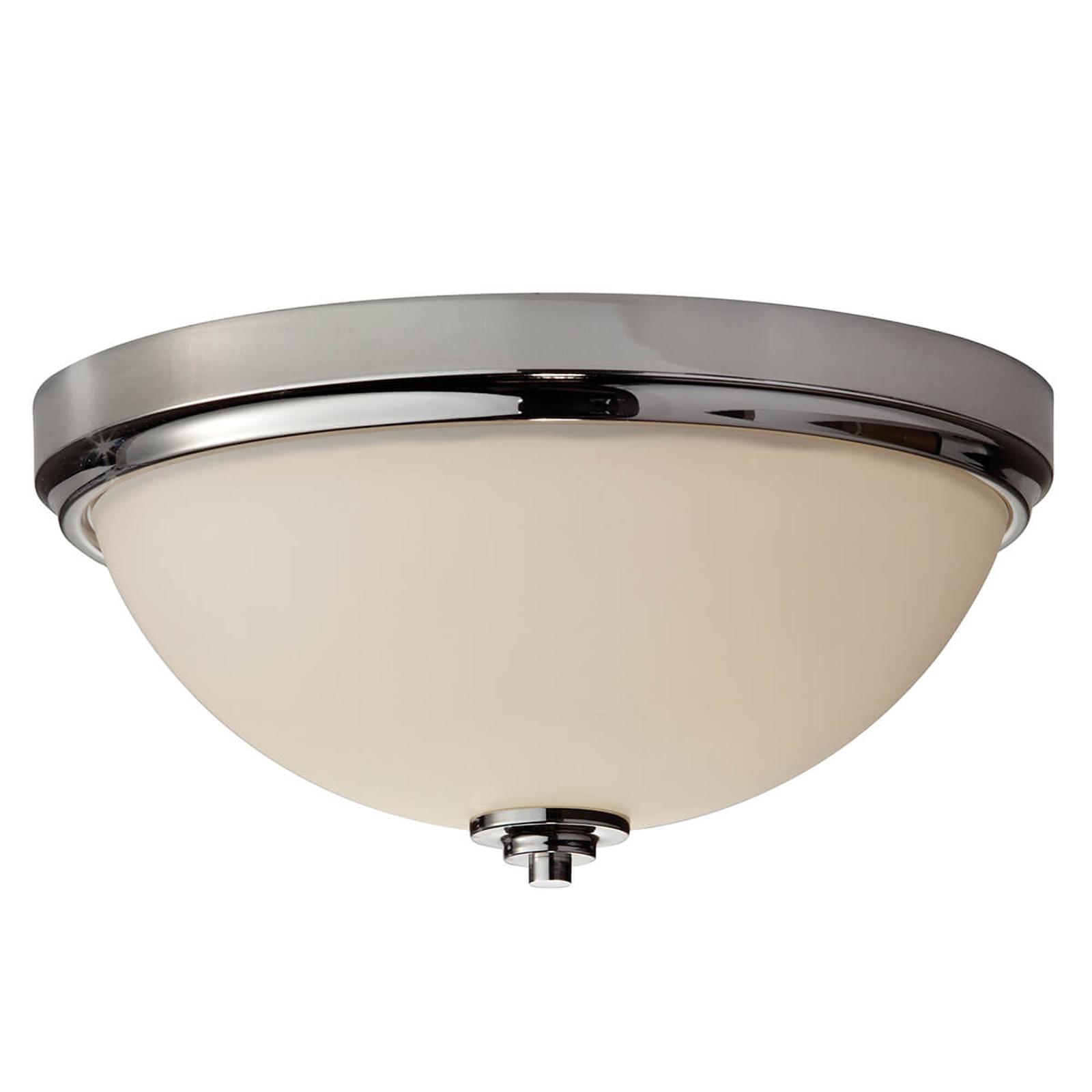 Niezwykła lampa sufitowa Malibu do łazienki