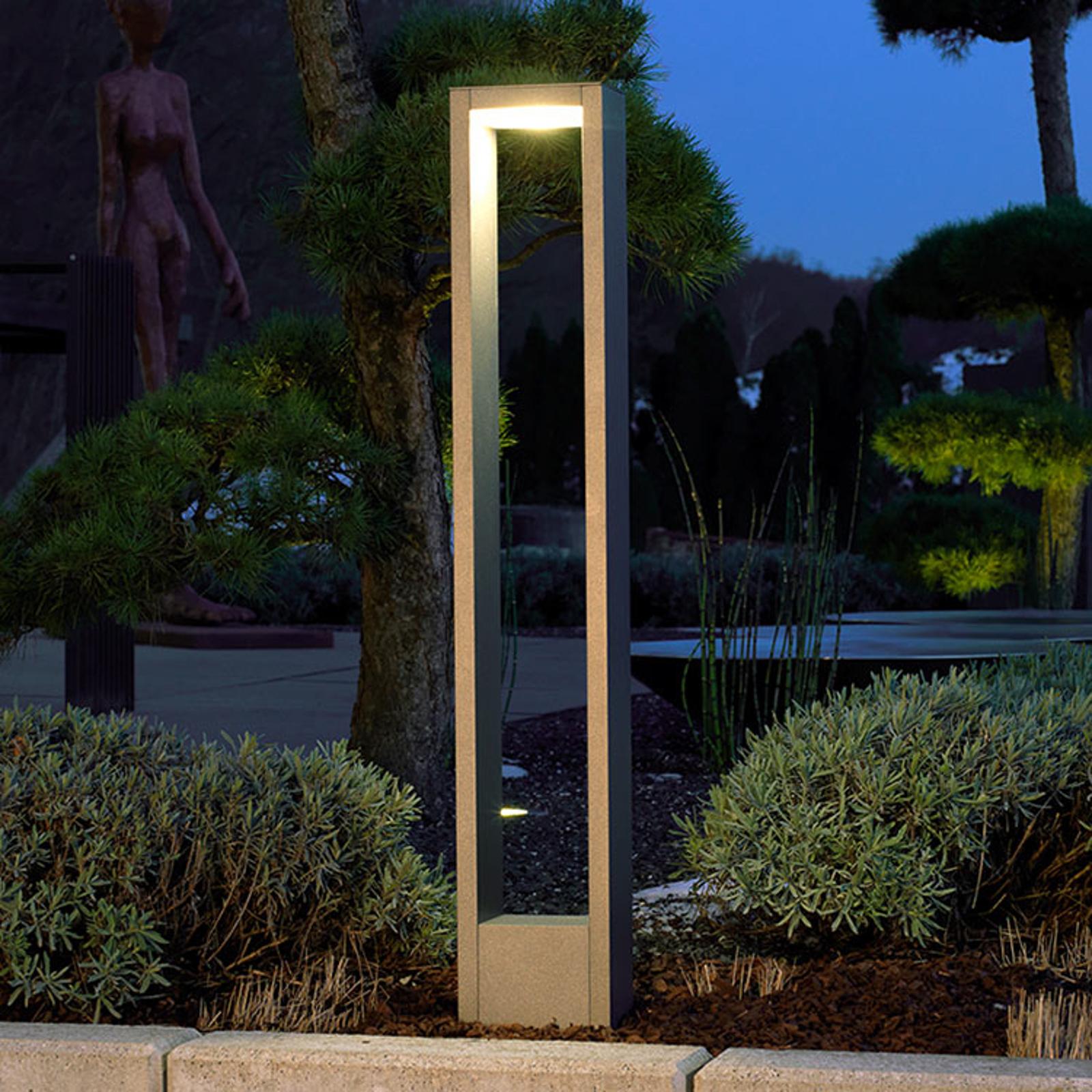 Adriana - ramkowy słupek oświetleniowy LED