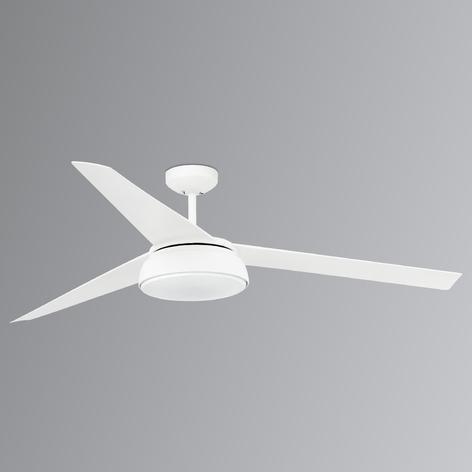 Ventilador de techo con luz LED atenuable Vulcano