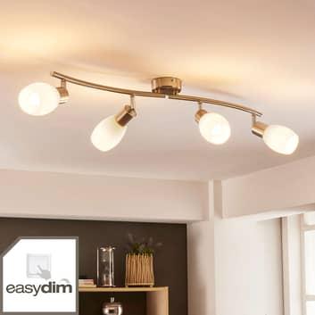 LED-Deckenleuchte Arda, easydim 4-flammig 70 cm