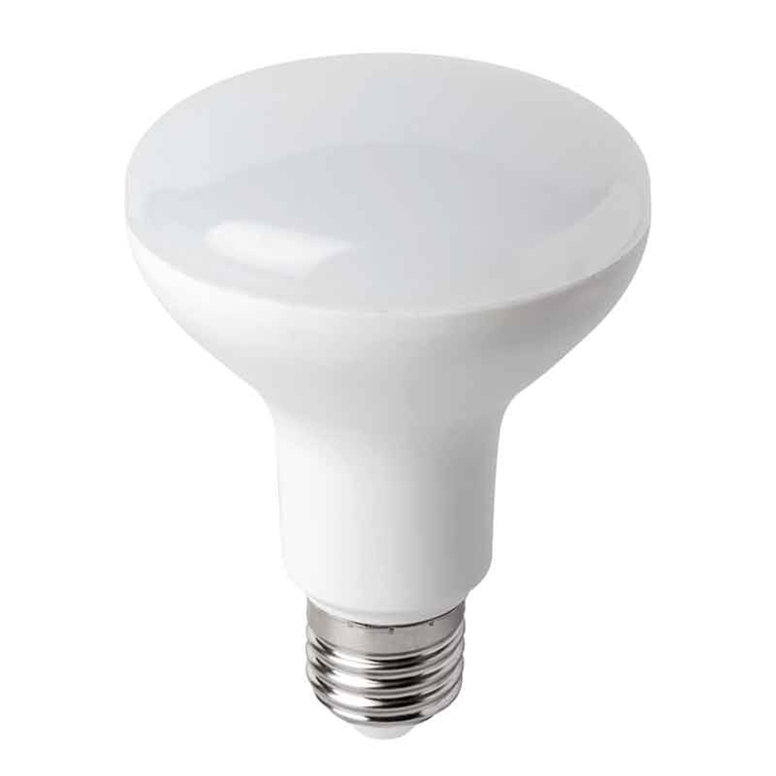 Reflektor LED E27 R80 8,5W 2800 K 750 lumenów