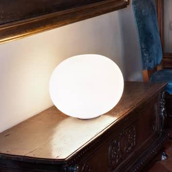 FLOS Glo-Ball Basic Zero - vit bordslampa