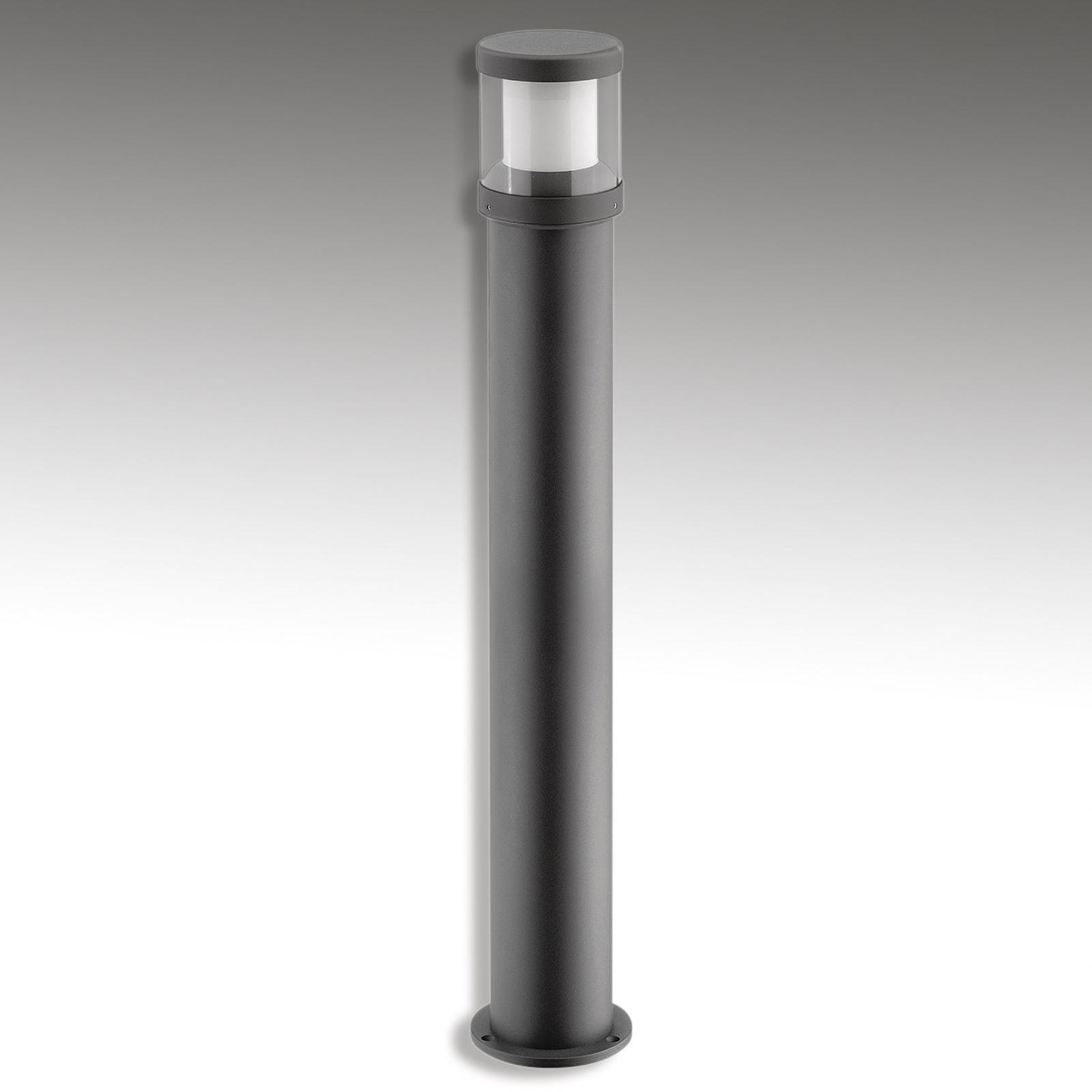 LED-Wegeleuchte Levent graphit 92 cm
