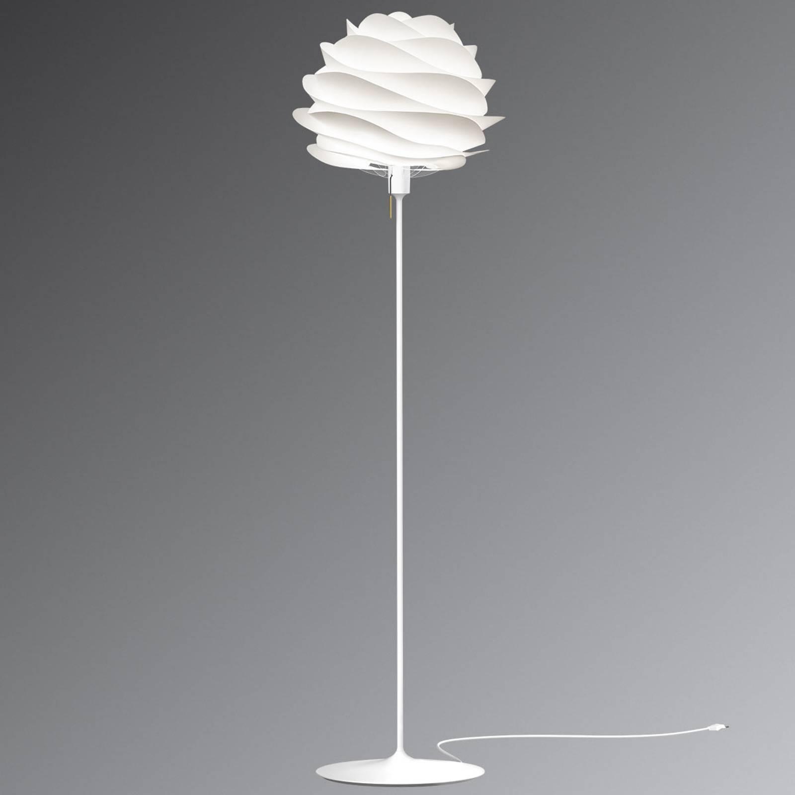 UMAGE Carmina lampadaire en blanc