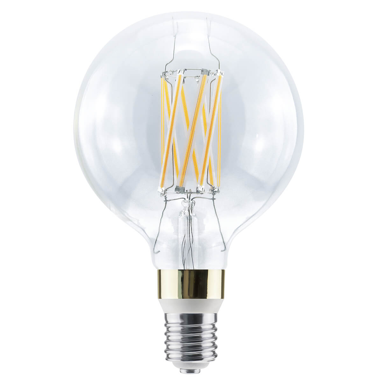 LED Globe E40 30 W, varmhvit, 2370 lumen