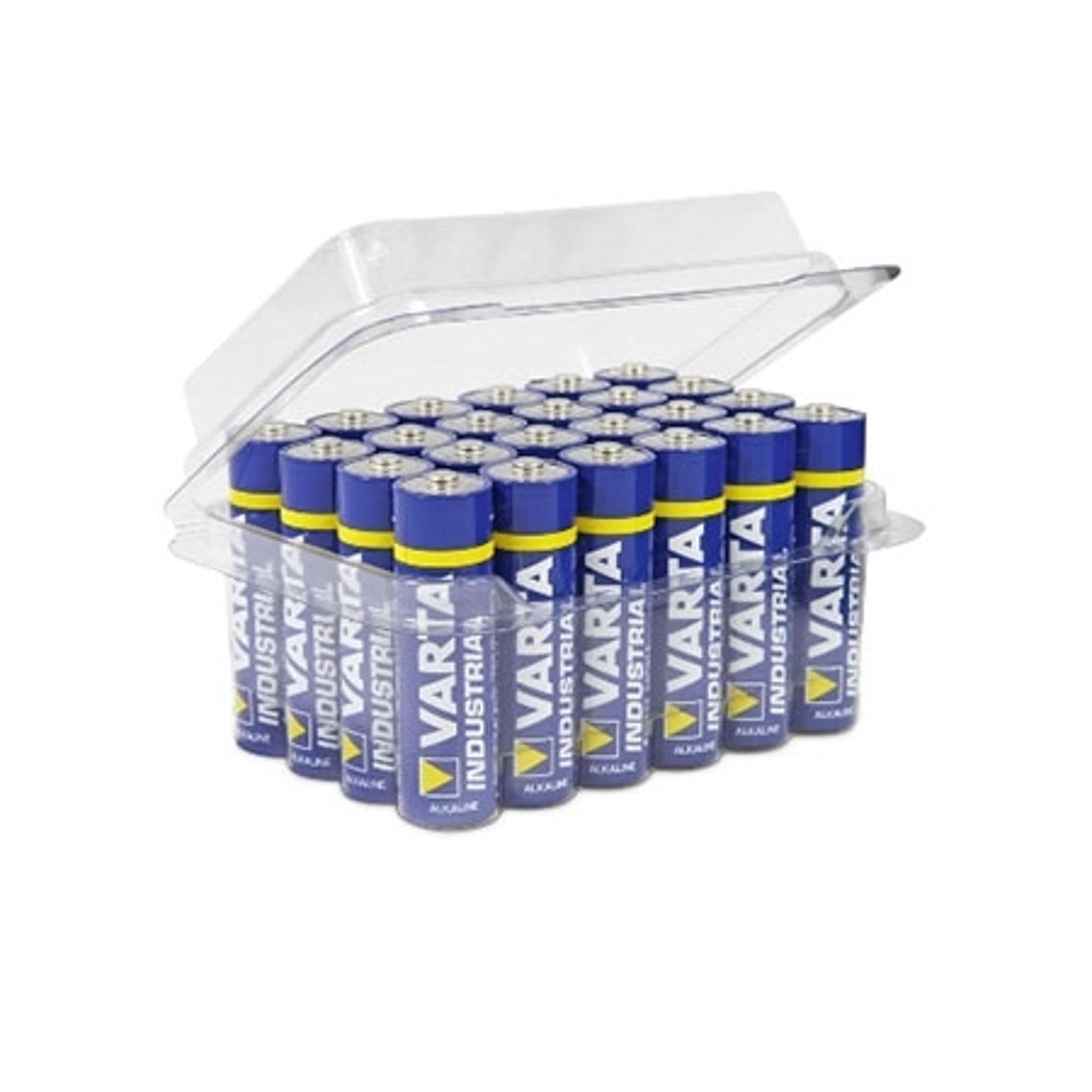 VARTA 24er Batteriboks mignon AA