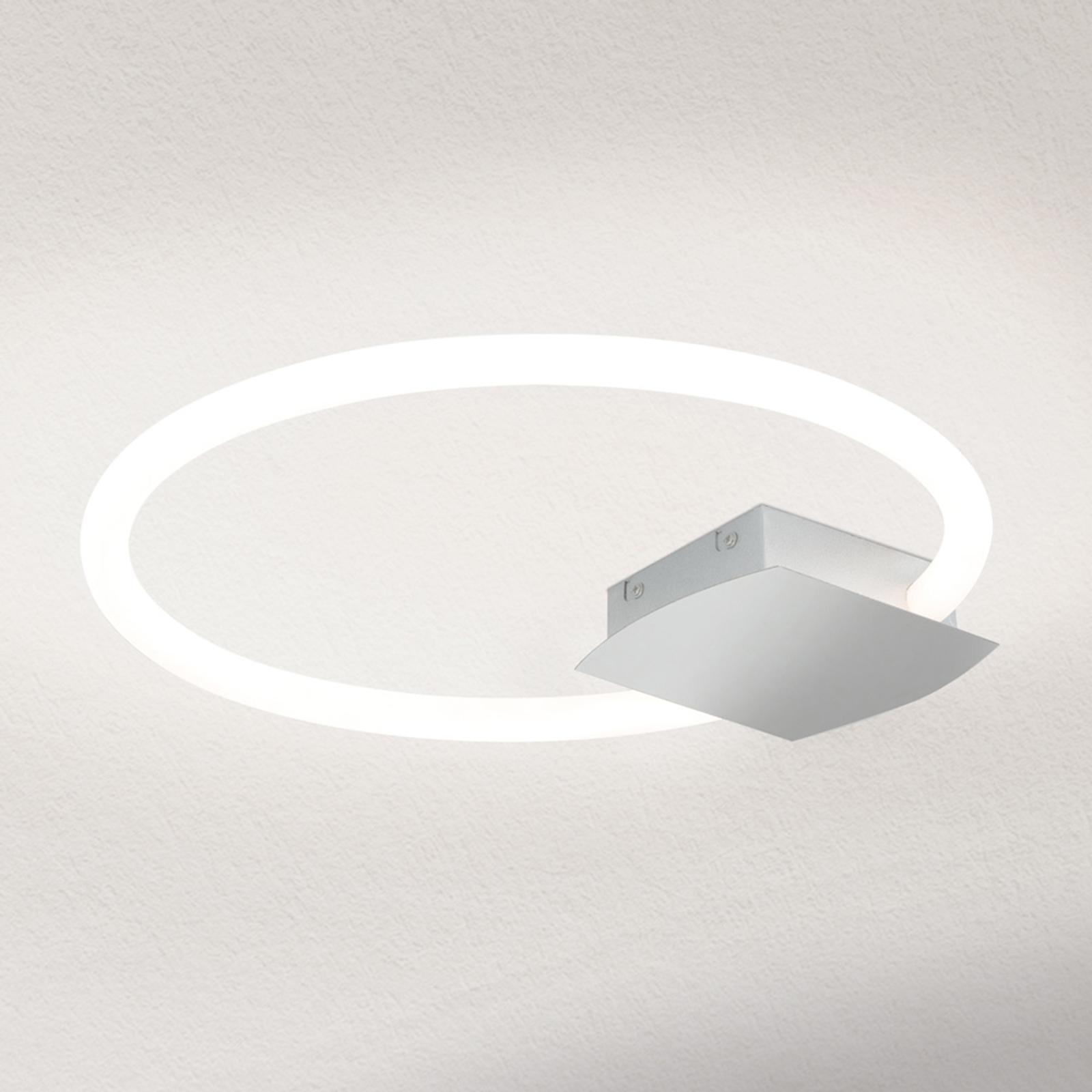 Lampa sufitowa LED Karlsson pierścień, 42 cm