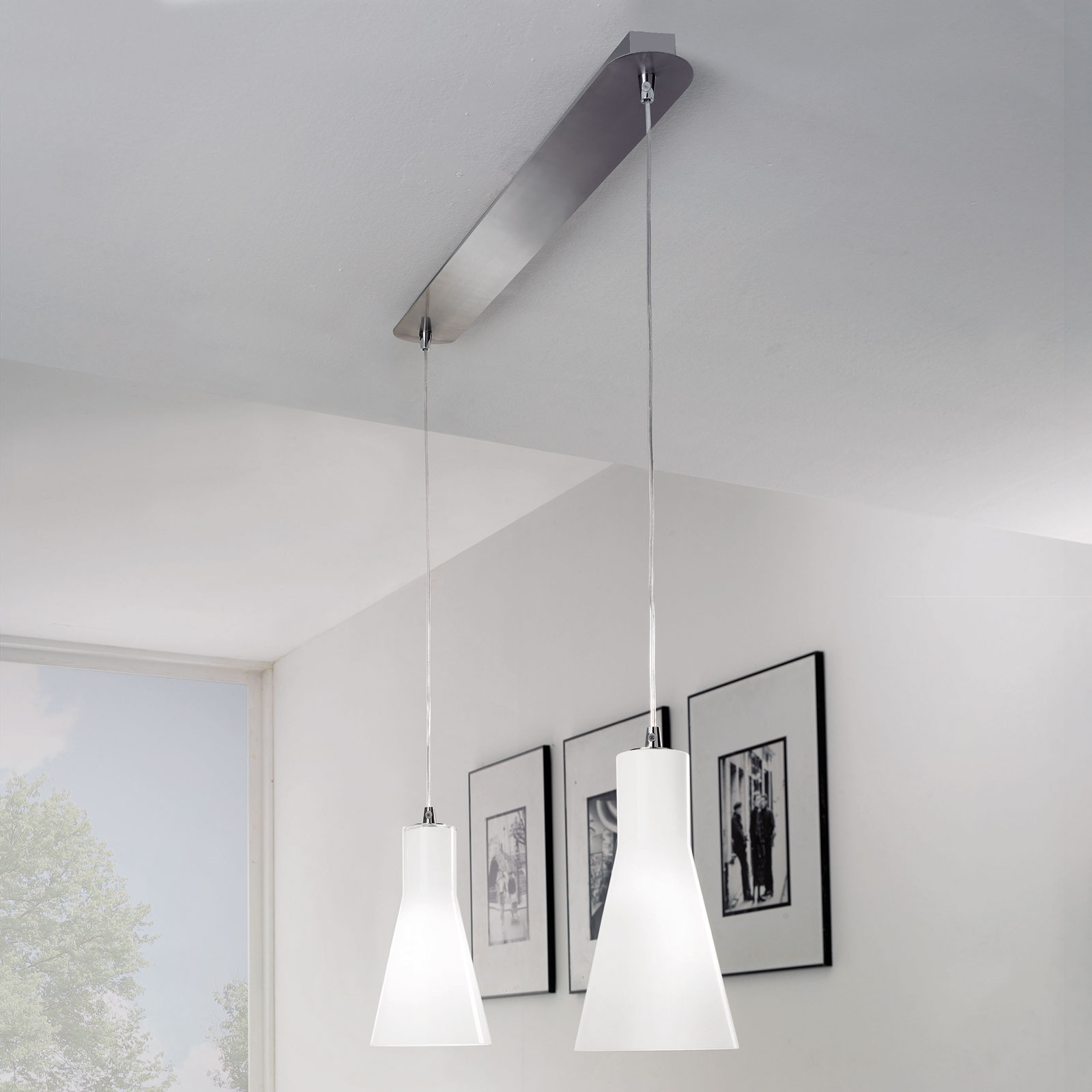 Dana glass hanging light, two-bulb_3501232_1