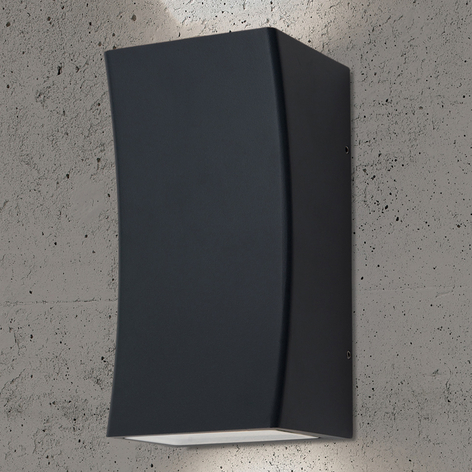 Applique LED Asha da esterni, antracite
