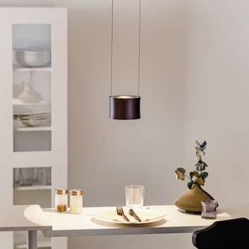 BANKAMP Impulse LED-hänglampa 1 lampa antracit