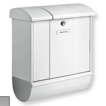 Buzón Olymp con compartimento para periódico