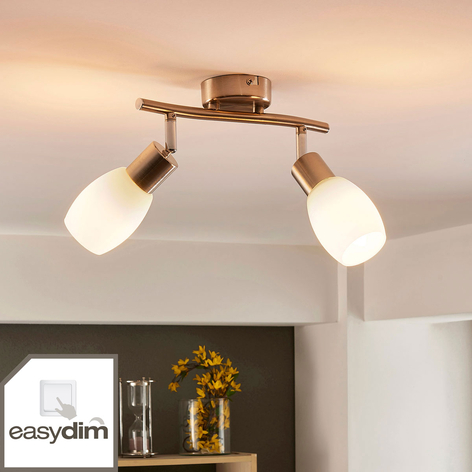 Foco LED Arda para pared y techo, easydim