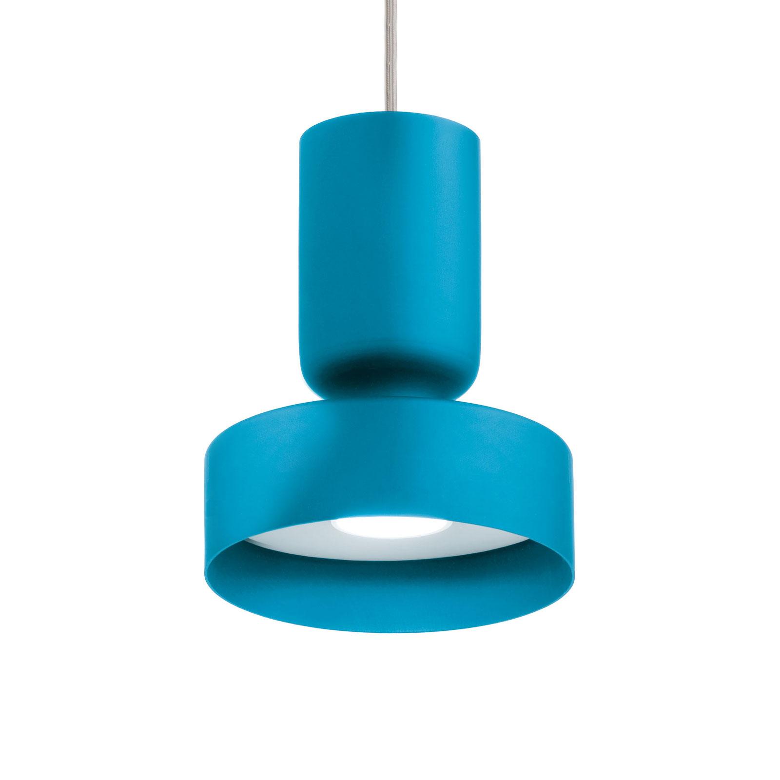 Modo Luce Hamer hanglamp Ø 15 cm turquoise