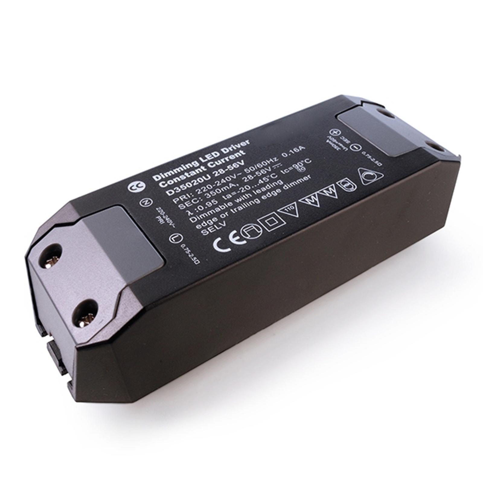 Dimmbares Netzgerät LED 350mA f. COB95 20W