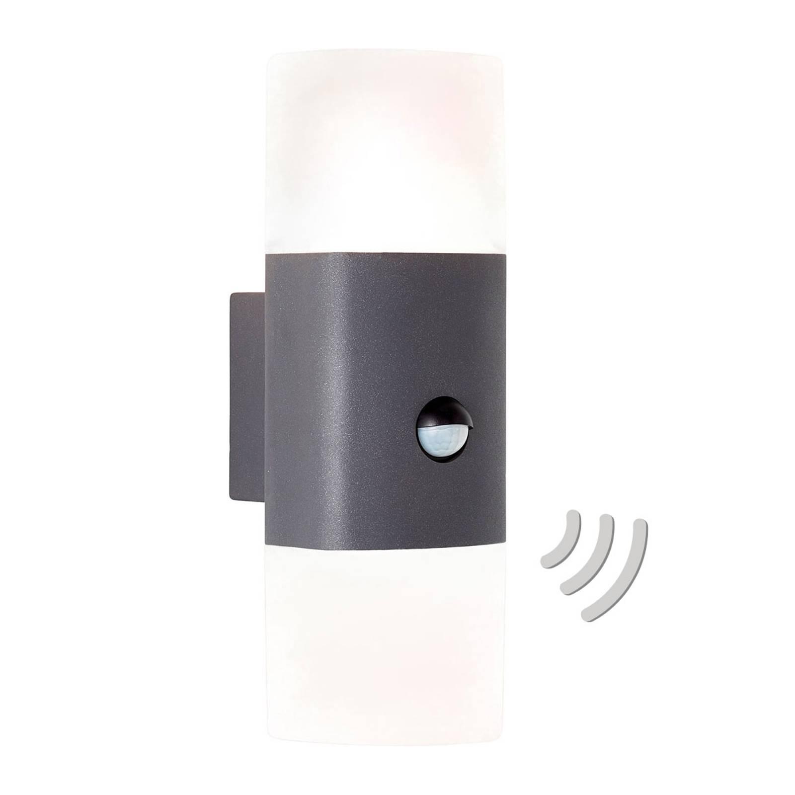 AEG Farlay applique d'ext. LED, 2 lampes capteur