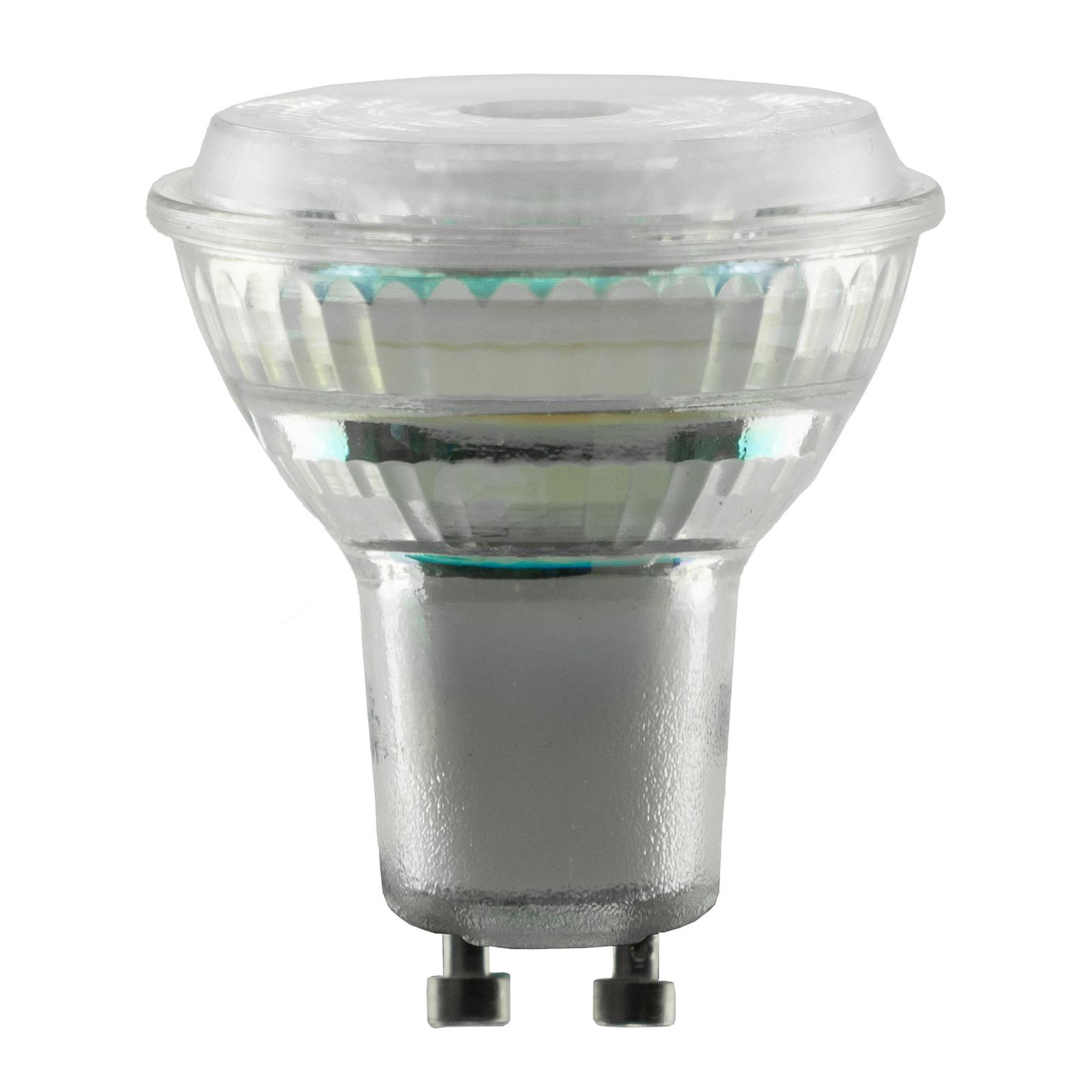 SEGULA LED-Reflektor GU10 5,2W 2.700K dimmbar 10°
