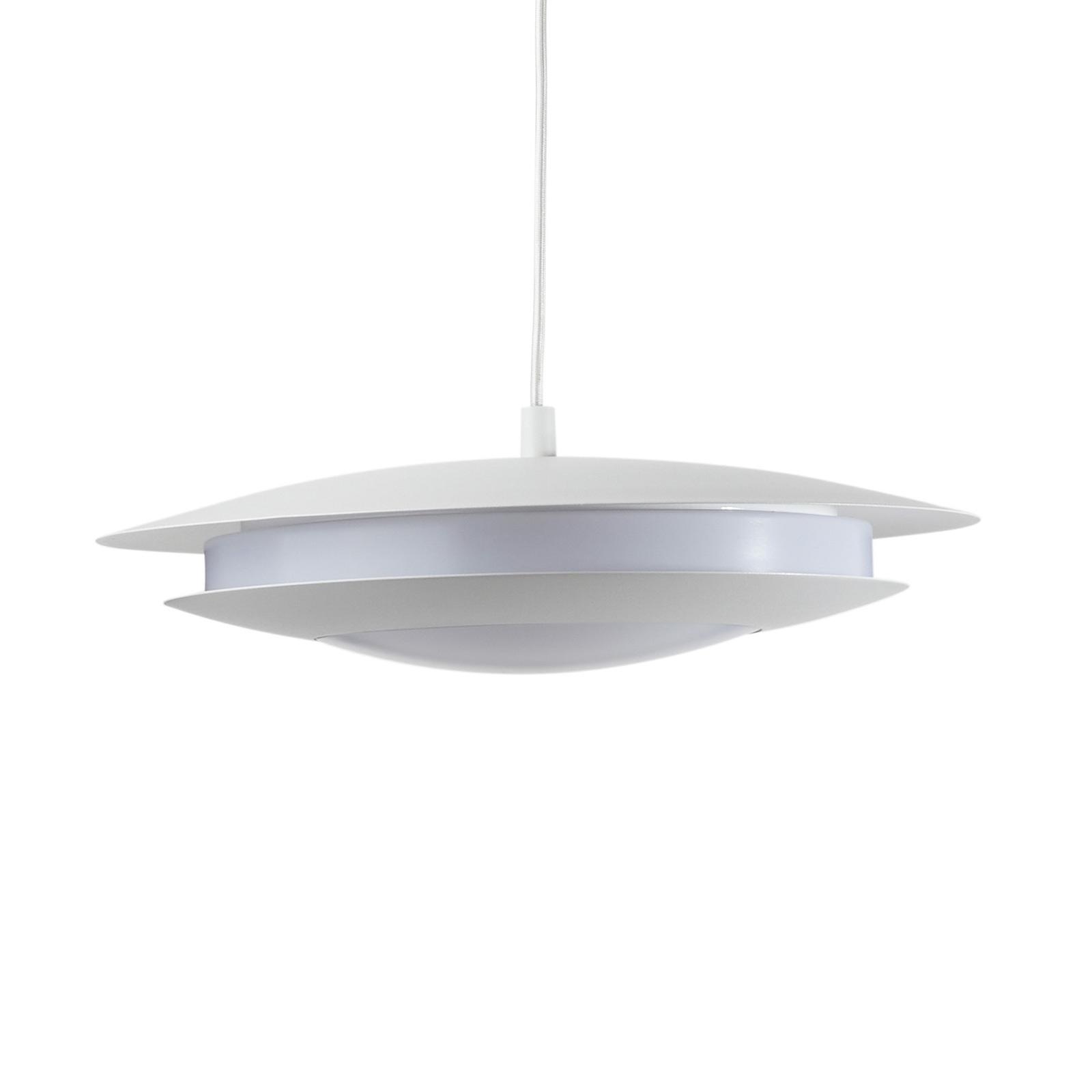 EGLO connect Moneva-C lampa wisząca biała Ø 40,5