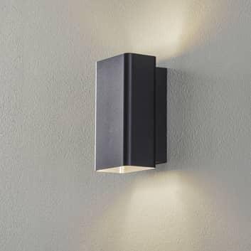 BEGA Studio Line lampa ścienna wąska czarna