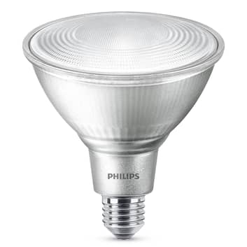 Philips LED riflettore E27 PAR38 13W 827 dimming