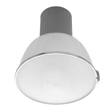 LED-Hallenstrahler mit Prisma-Reflektor