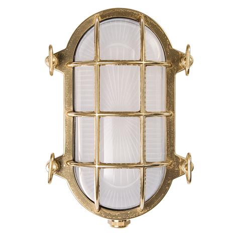Oval skotlampe Hook