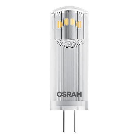 OSRAM-LED-lamppu G4 Star Pin 1,8 W 2700K