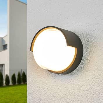 BEGA 33507K3 aplique LED exterior grafito 3.000K
