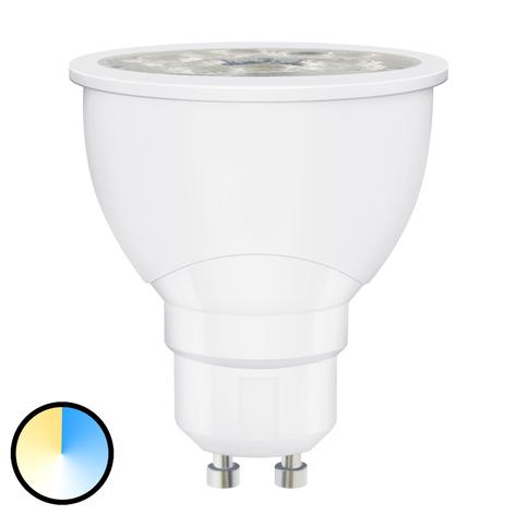 LEDVANCE SMART+ ZigBee GU10 5,5W RGB 2000–6500K