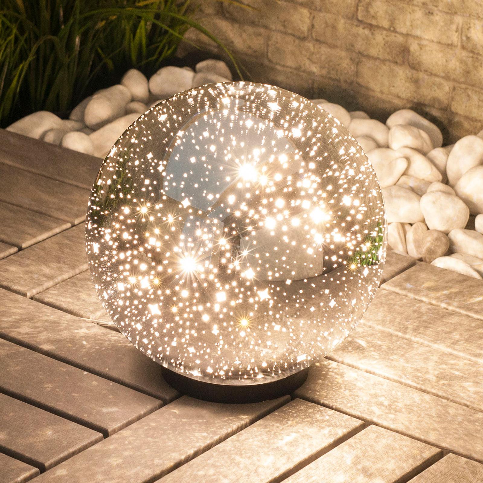Lindby Kamui LED-Dekoleuchte, Ø 25 cm