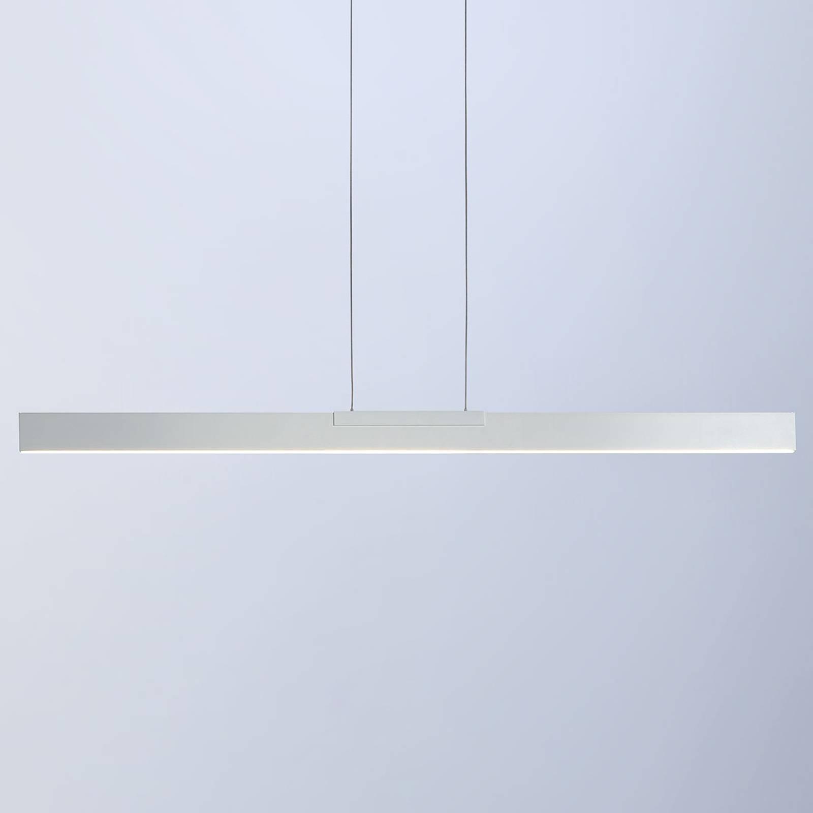Bopp Nano - LED hanglamp, wit 100 cm