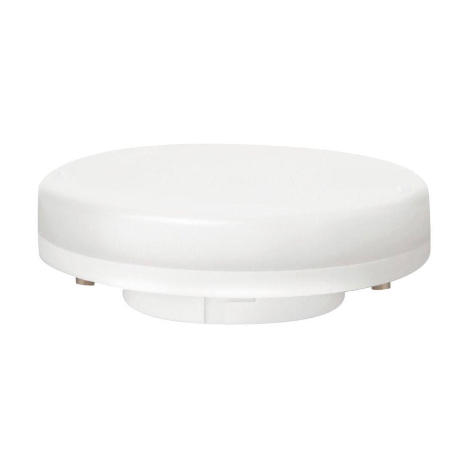Żarówka LED GX53, 6,5 W, 650 lm, 3000K matowa