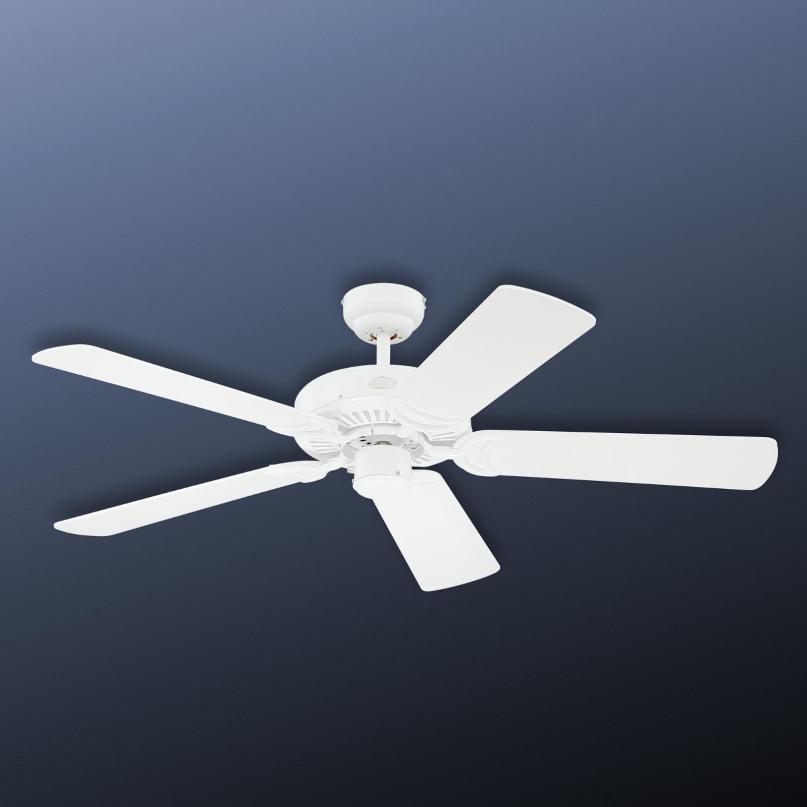 Ventilateur de plafond blanc Monarch