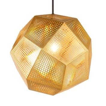 Lampada sospensione forma geometrica Etch