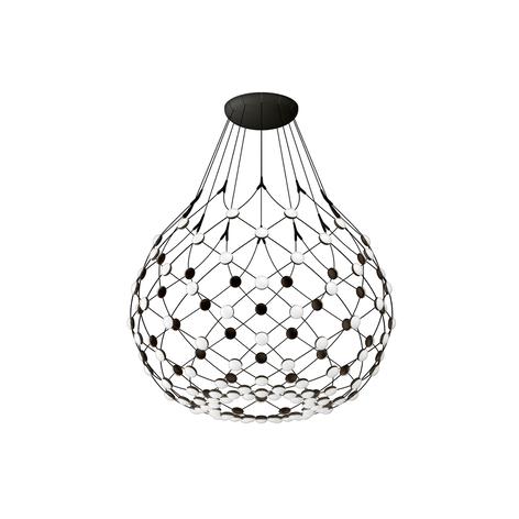 Luceplan Mesh hanglamp Ø 80 cm