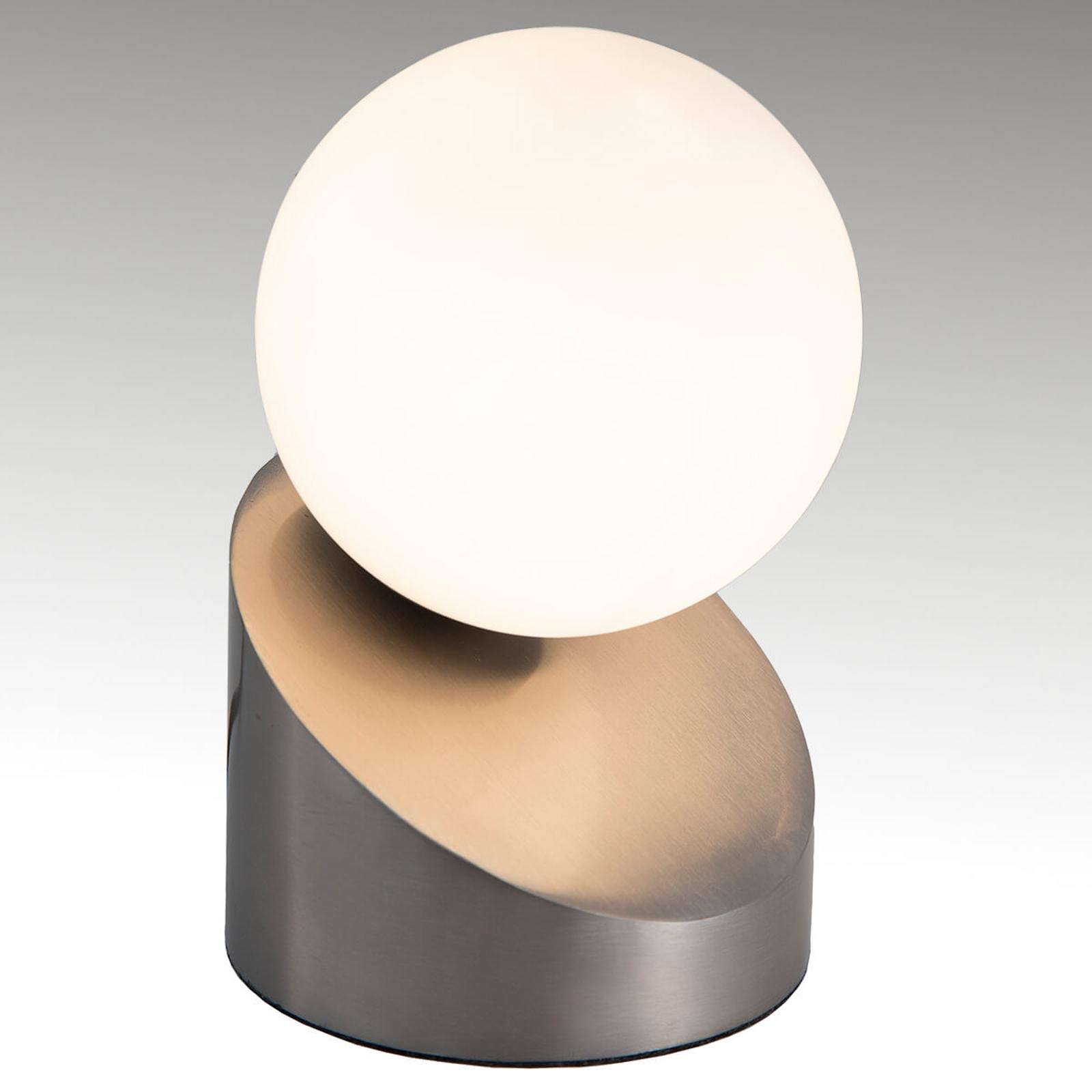 Z włącznikiem dotykowym – lampa stołowa LED Alisa