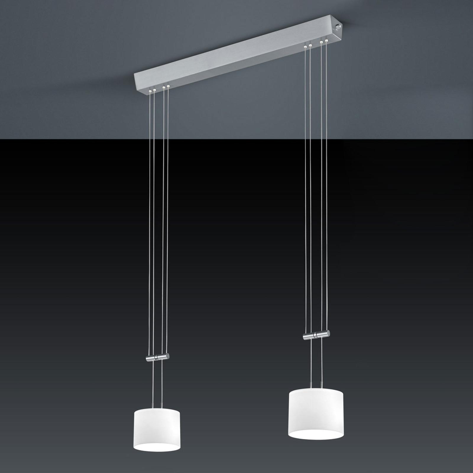 BANKAMP Grazia suspension LED compatible ZigBee 2l