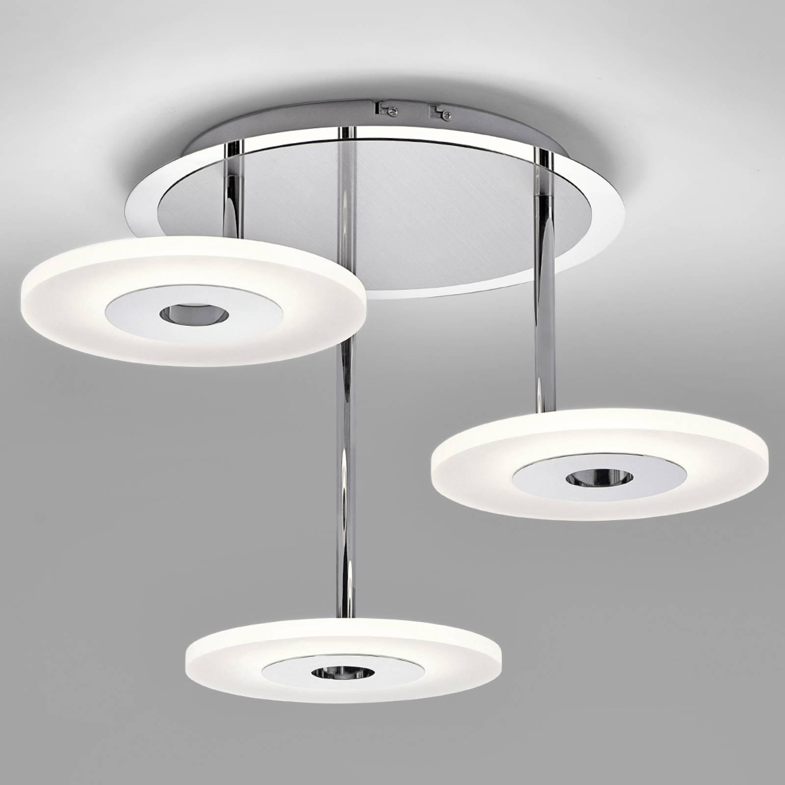 Adali LED-Deckenleuchte, dimmbar per Lichtschalter