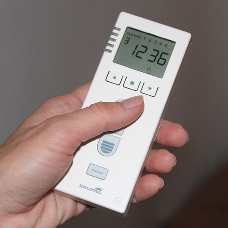 Schellenberg 20032 zegar radiowy Premium