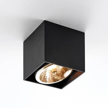 Arcchio Jarle taklampa, 1 lampa svart