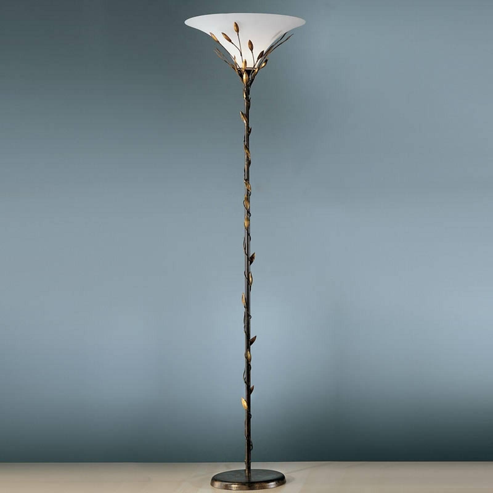 Vloerlamp Campana by Uta Kögl - met dimmer