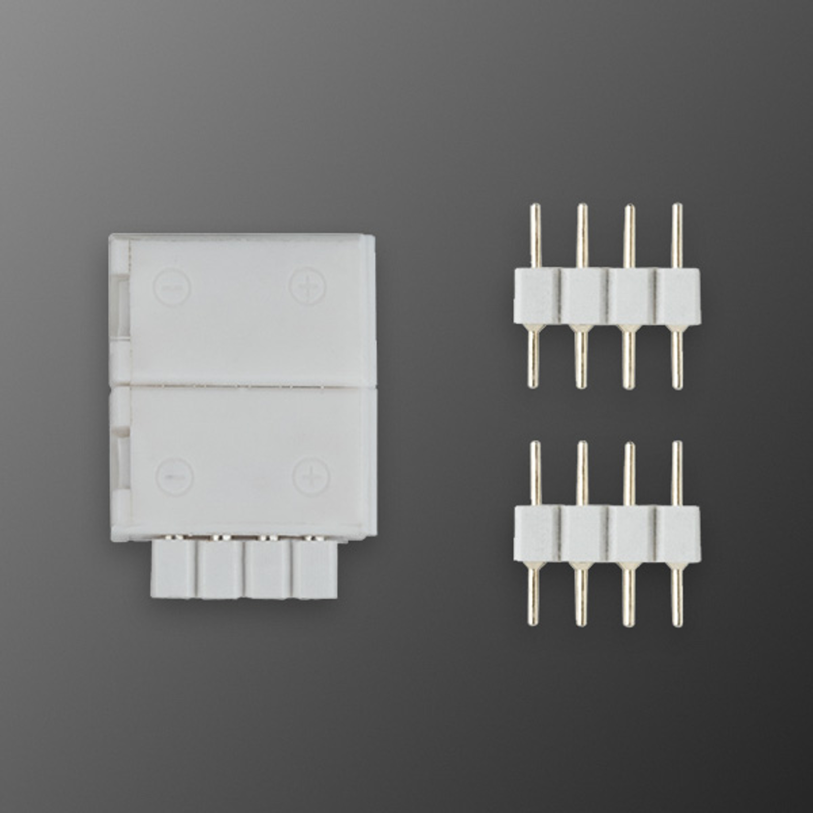 Clip-to-YourLED Con. Function YourLED, set van 2